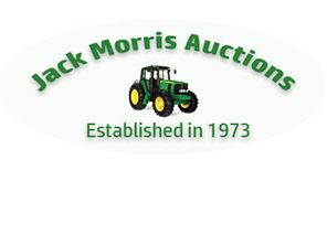 Jack Morris Auctions Inc Logo